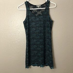 BKE Lace Tank Top Small
